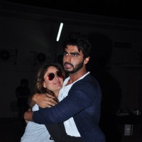 Kareena Kapoor and Arjun Kapoor Snapped post Filmfare Shoot