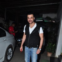 Sanjay Kapoor at Aligarh Film Screening