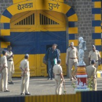 Sanjay Dutt: Just Out of Yerwada Jail in Pune