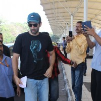 Aditya Roy Kapur Snapped at Airport