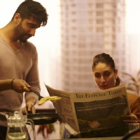 Arjun Kapoor cooks food for Kareena in Ki And Ka