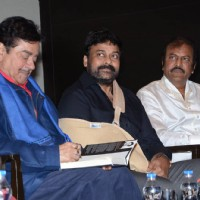Shatrughan Sinha and Chiranjeevi at Launch of Shatrughan Sinha's Book 'Anything but Khamosh'