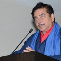 Shatrughan Sinha at Launch of Shatrughan Sinha's Book 'Anything but Khamosh'