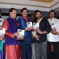 Shatrughan Sinha & Chiranjeevi at Launch of Shatrughan Sinha's Book 'Anything but Khamosh'