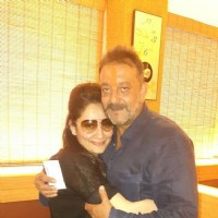 Sanjay Dutt and Manyata Dutt!