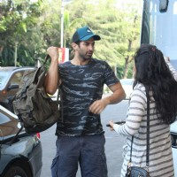 Airport Spotting: Aditya Roy Kapur