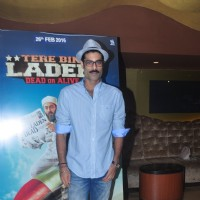 Sikander Kher at Special Screening of Tere Bin Laden: Dead or Alive