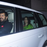 Kabir Khan and Mini at Dr. Agarwal's Daughter's Wedding