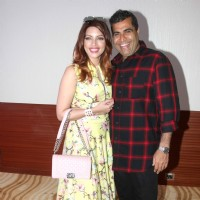 Shama Sikander and Shailendra Singh at Special Screening of Sexoholic