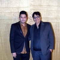 Bhushan Kumar and Vashu Bhagnani at Poster Launch of 'Sarabjit'
