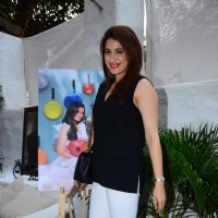 Sagarika Ghatge at Launch of Maria Goretti's Book 'From my kitchen to yours'