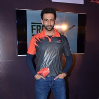 Nandish Singh Sadhu at Box Cricket League Bash