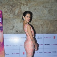 Sarah Jane Dias at Special Screening of the film Zubaan
