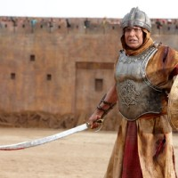 Mithun Chakraborty with sword and shield | Veer Photo Gallery