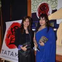 Poonam Dhillon at Tatami Restaurant Launch