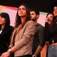 Krystyle Dsouza and Ekta Kapor at BCL Parade Ceremony