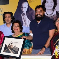 Anurag Kashyap at Opening Ceremony of Osian's Cinefan Festival