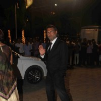 Rakeysh Omprakash Mehra at Kresha Bajaj's Wedding