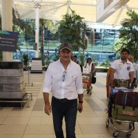 Airport Diaries: Veteran actor Anupam Kher