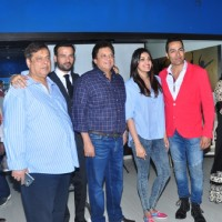 David Dhawan, Rohit Roy, Shashi and Anushka Ranjan and Sushanshu Pandey at ITA Annual Day