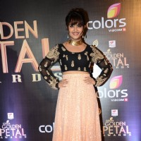 Avika Gor at Golden Petal Awards 2016