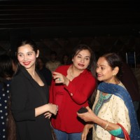 Salma Agha with Zarina Wahab at Special Screening of &TV's Meri Aawaz Hi Pehchaan Hai