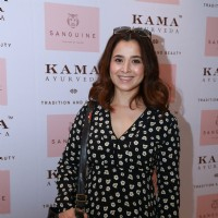 Simone Singh at Kama Ayurveda's Women's Day Celebration
