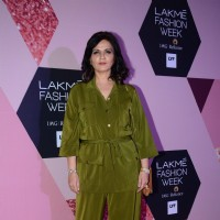 Fashion Designer Neeta Lulla at Lakme Fashion Week