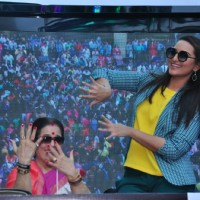 Sonakshi Sinha at Guiness Book of World Record Event