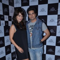 Karan Mehra with Nisha Rawal Snapped at RUKA
