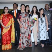 Celebs at Lions Club Woman's day initiative