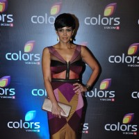 Mandira Bedi at Colors TV's Red Carpet Event