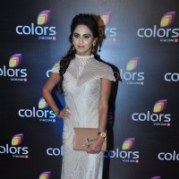 Krystle Dsouza at Colors TV's Red Carpet Event