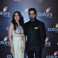Salil Acharya at Colors TV's Red Carpet Event