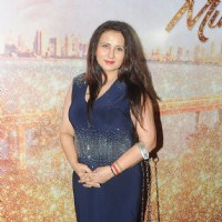 Poonam Dhillon at Celebration of Completion of the film 'Salam Mumbai'
