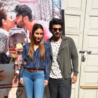 Kareena Kapoor and Arjun Kapoor Snapped