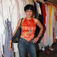 Mandira Bedi at e-commerce portal Chichouse.co association with Atosa