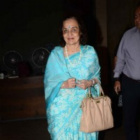 Asha Parekh at Special Screening of Kapoor & Sons