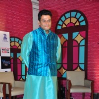 Amit Khanna at Launch of Zee TV's  New Show 'Vishkanya'