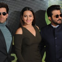 Spotted: Hrithik, Sonakshi and Anil Kapoor in Madrid for IIFA
