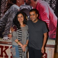 Chetan Bhagat at Special Screening of Ki and Ka
