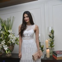 Athiya Shetty at Manish Malhotra's Dinner Party