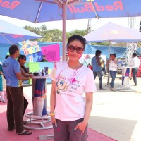 Ragini Khanna at BCL's Holi Celebrations