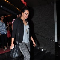 Sonakshi Sinha Snapped at PVR
