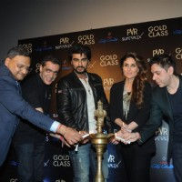 Arjun Kapoor and Kareena Kapoor at Launch of PVR 4DX