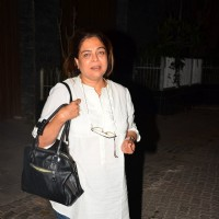 Reema Lagoo attends a Party at Aamir Khan's Residence