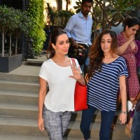 Malaika Arora Khan Snapped Post Photo Shoot at Sussanne's store