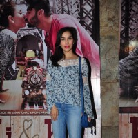 Sophie Choudry attends Special Screening of 'Ki and Ka'