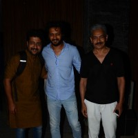 Riteish Deshmukh, Jitendra Joshi n Atul Kulkarni Snapped post atttending Party at Aamir Khan's Home