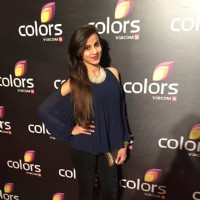 Vrinda Dawda at Colors Event